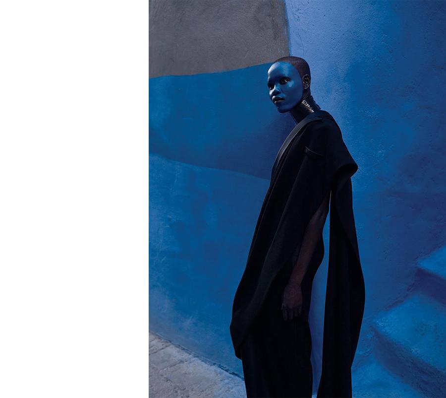 WSJ Magazine, Core Artist Management, Viviane Sassen, Anastasia Barbieri, Karim Rahman