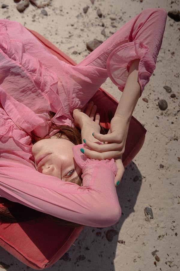 Anna-Maria Nemetz Core Management Encore Magazine Hila Shyer Sasha Prilutsky Sinai