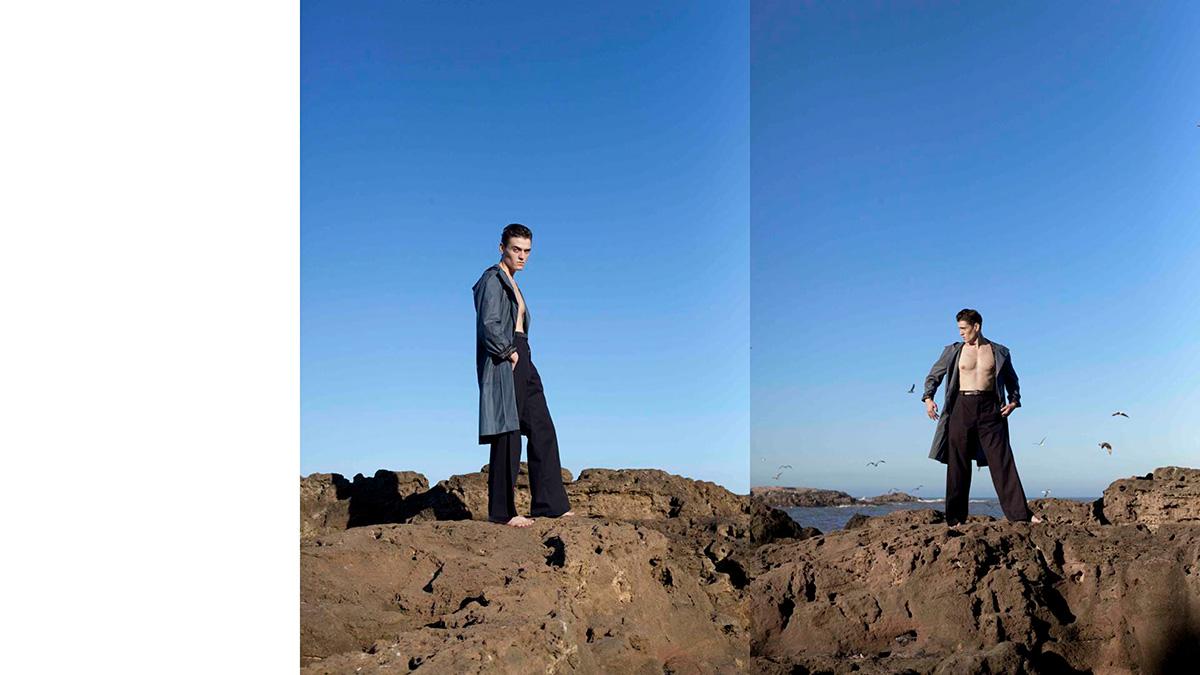 Nessima Schaeffer ENCORE MAGAZINE Daniel Krohne Morocco