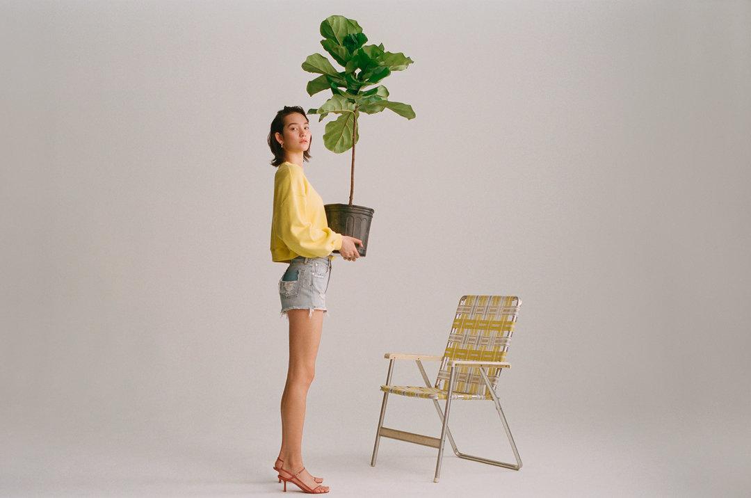 Agolde – Spring Collection