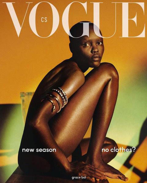 Grace Bol for Vogue