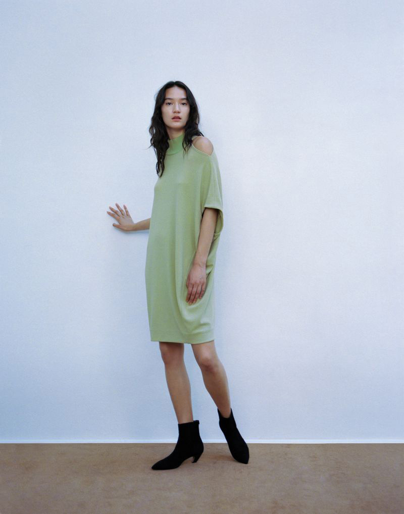 Mona Matsuoka from Core Management for Labucq Fall 19