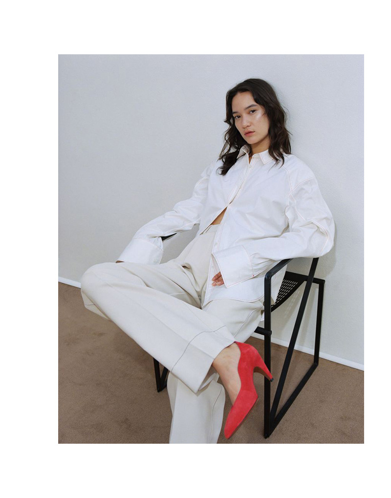 Mona Matsuoka from Core Management for Labcuq Fall 19