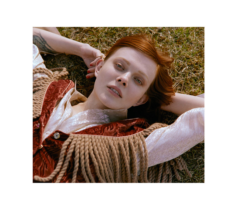 Sabi_Khazagaleev from Core Management in No man's Land for L'Officiel