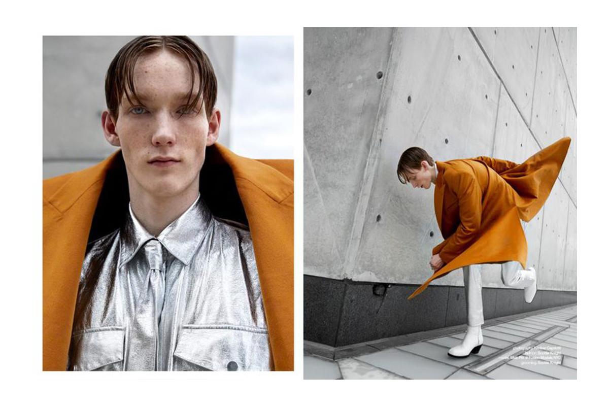 Matthew Pitt for Schoen Magazine