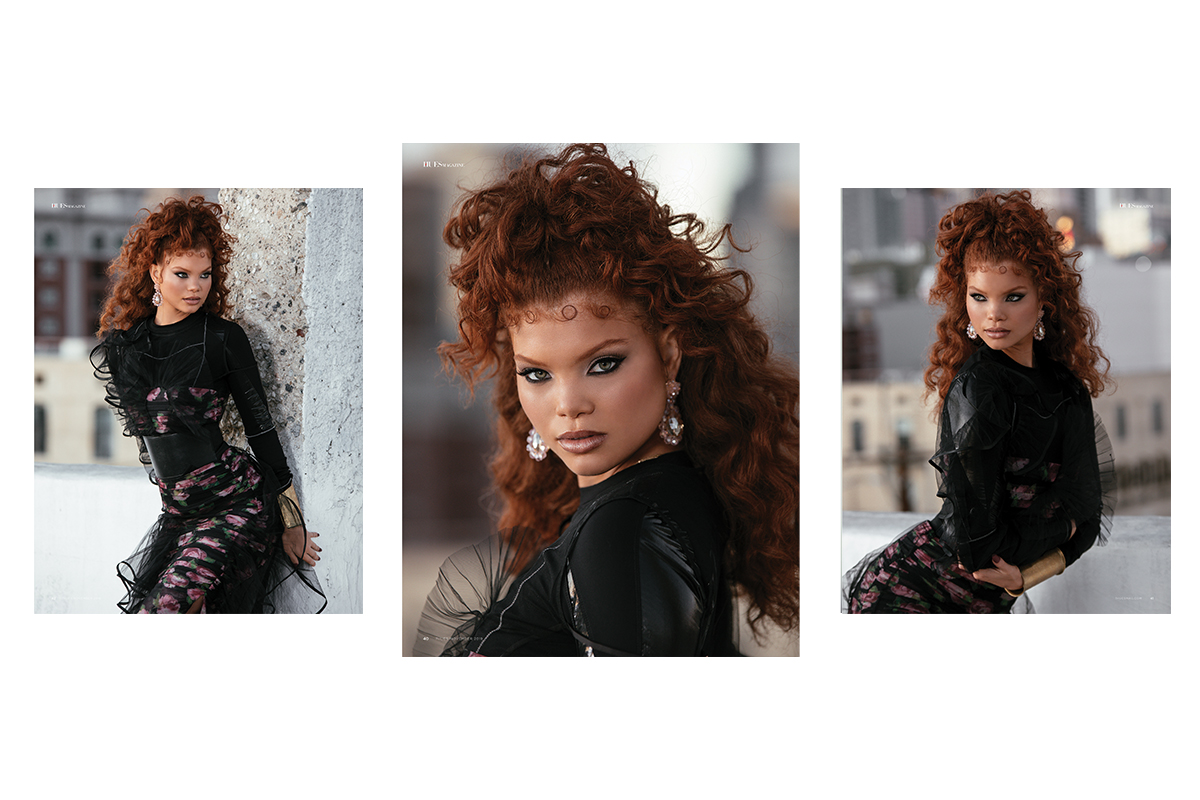 Carmen Solomons for 7HUES Magazine
