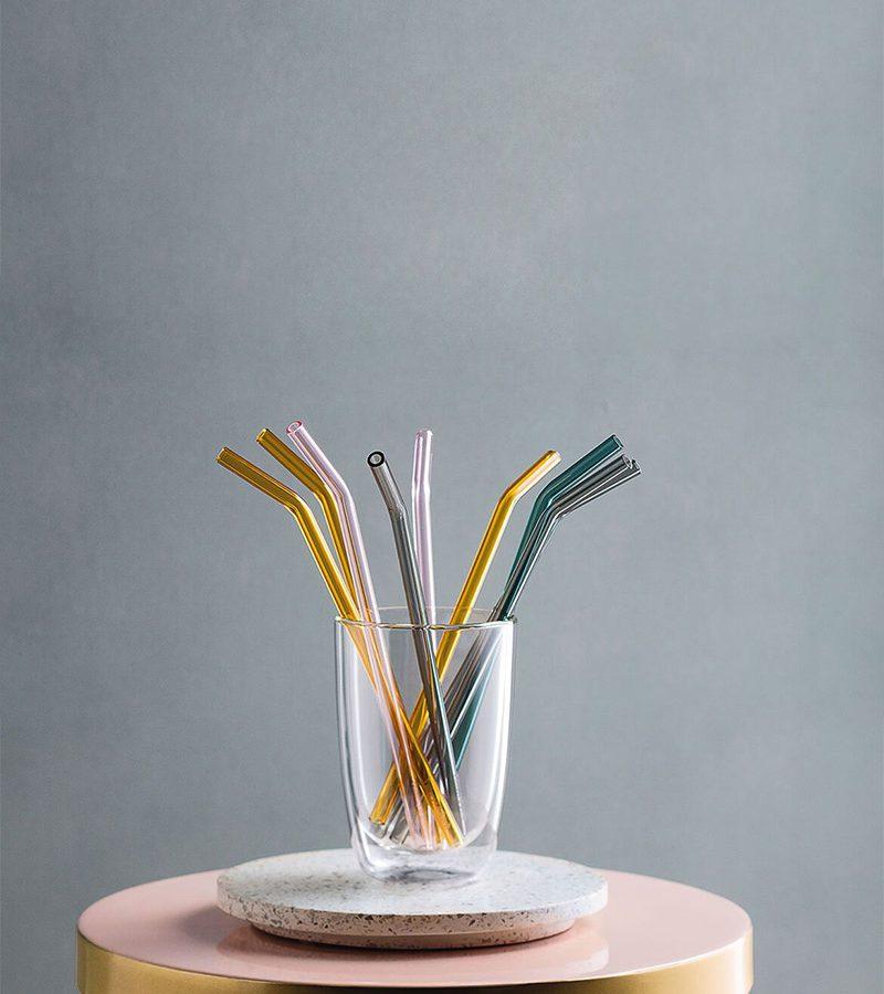 Villeroy & Boch Glass Straws