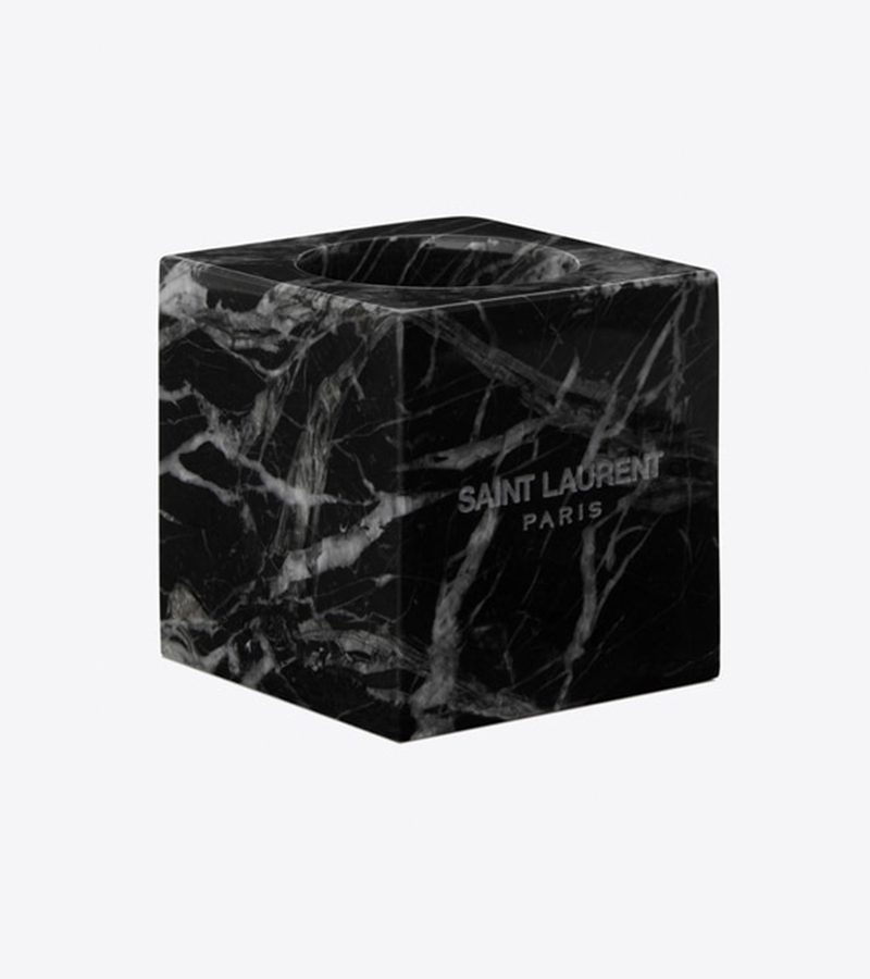 YSL Marble Candle Holder